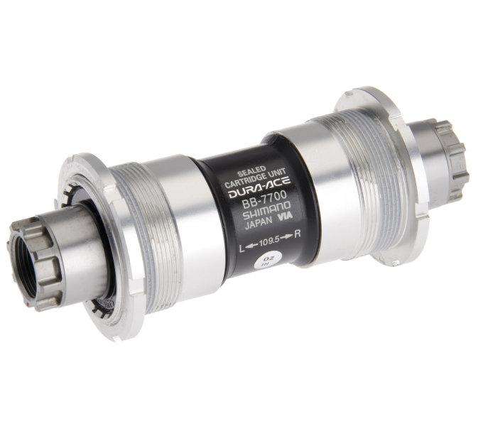 SHIMANO středové složení DURA-ACE BB-7700 osa octalink 68 mm 109,5 mm BSA