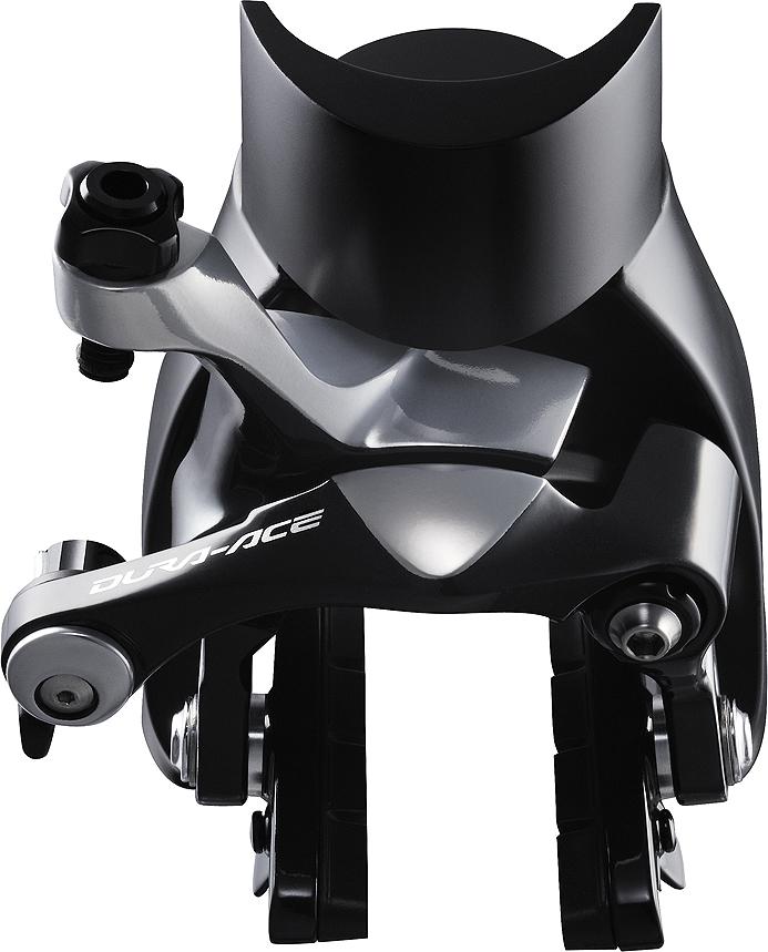 SHIMANO brzda DURA-ACE BR-9010 silniční přední R55C4 / karbno přímá montáž