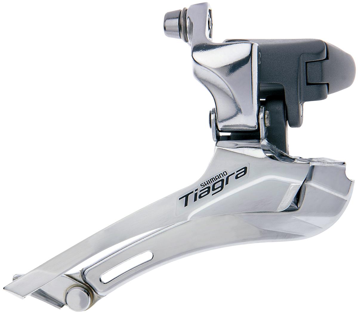 Shimano přesmykač TIAGRA FD-4600 Sil pro 2x10 obj 34,9 46/52 z