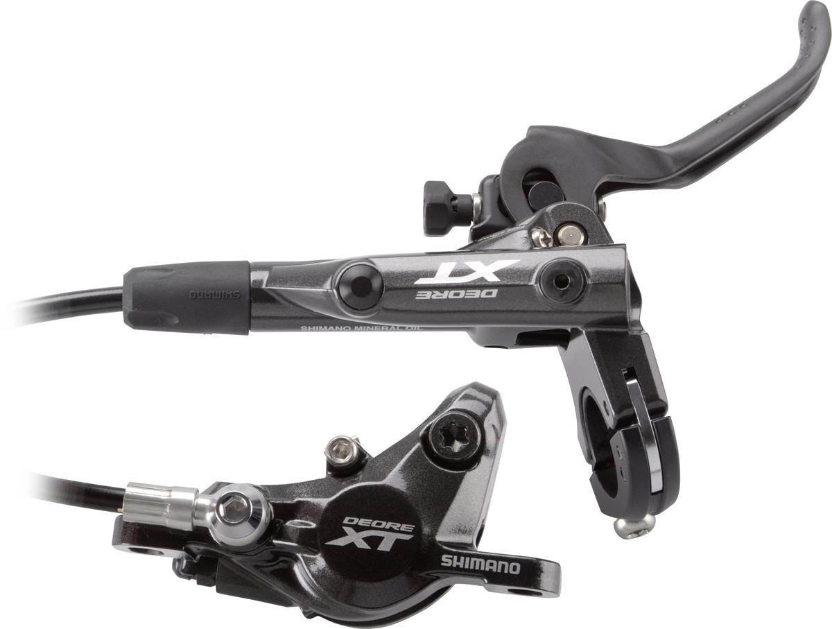 Shimano kot brzd-set XT BR-M8000-KIT zadní/BL-M8000 bez adapt polymer SMBH90SBM/1700mm bal