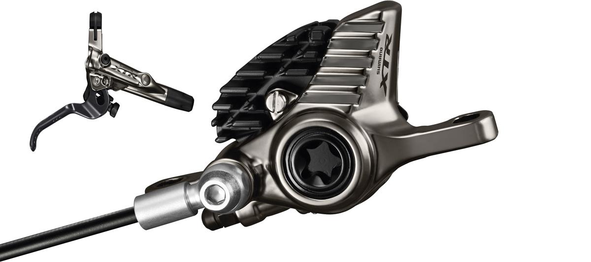 SHIMANO kot brzd-set XTR BR-M9020-KIT přední/BL-M9020 bez adapt kov+chladič SMBH90SBM/1000mm bal