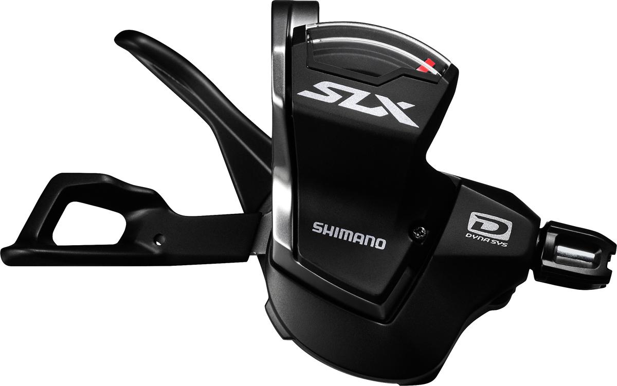 SHIMANO řadící páčka SLX SL-M7000 pravá 10rychl s objímkou ukazatel
