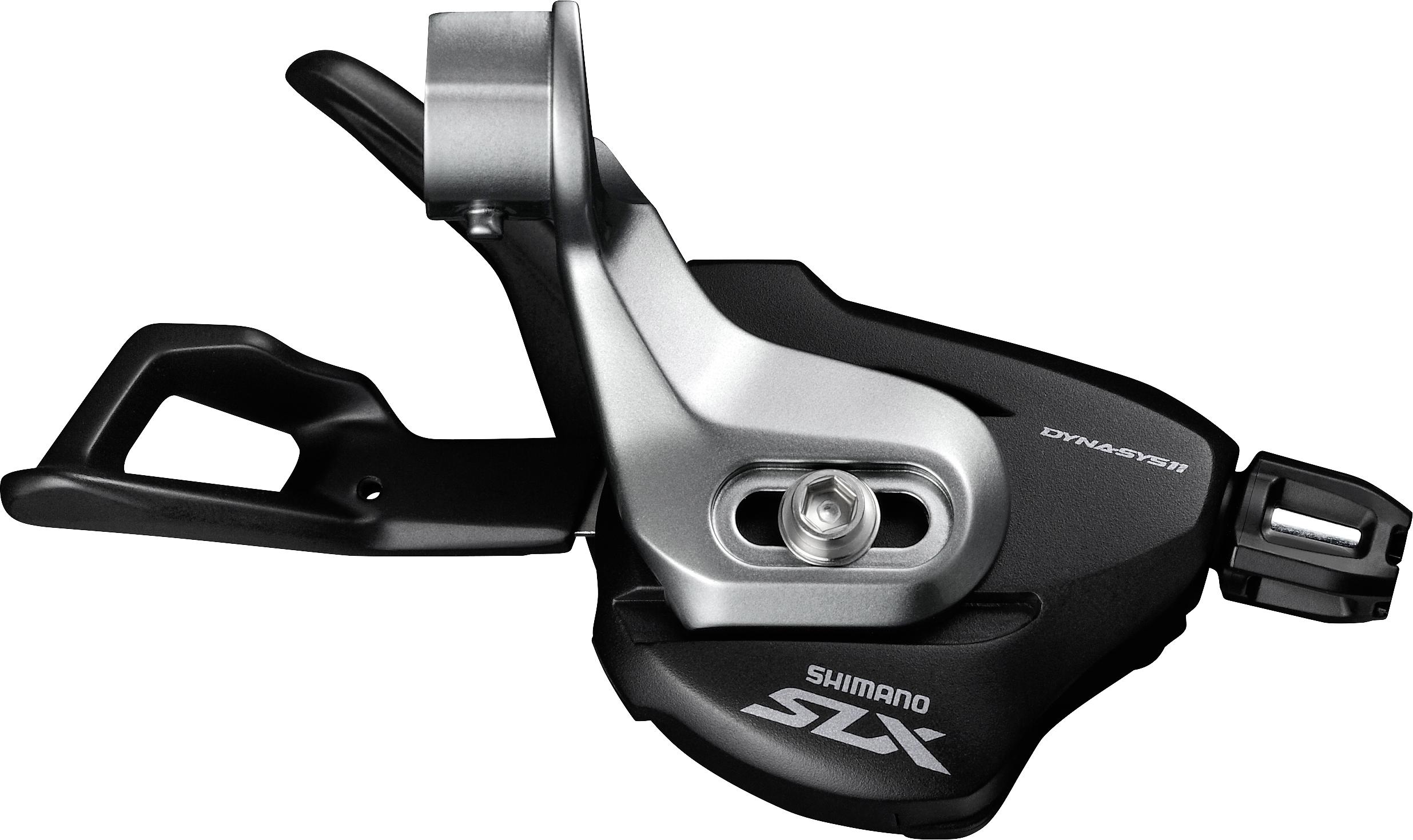 SHIMANO řadící páčka SLX SL-M7000 pravá 11rychl I-Spec II bez ukaz