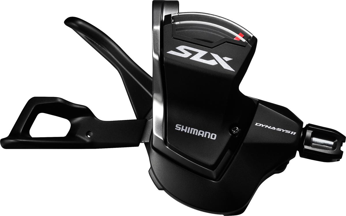 SHIMANO řadící páčka SLX SL-M7000 pravá 11rychl s objímkou ukazatel