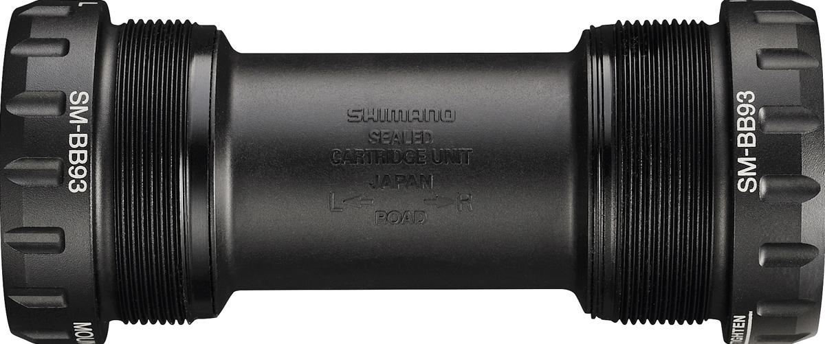 SHIMANO středové složení XTR SM-BB93 misky pro 2díl. integr. kliku 68/73 mm BSA
