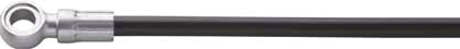 SHIMANO brzdová hadice MTB SM-BH90 SMB-XTR(M9000)/DeoreXT(M8000)/SLX(M7000) 1000 mm černá bal
