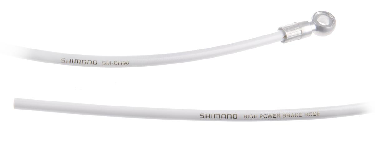 SHIMANO brzdová hadice MTB SM-BH90 SB-XTR(M987,985)/Deore XT/Alfine/SLX 1000 mm bílá bal