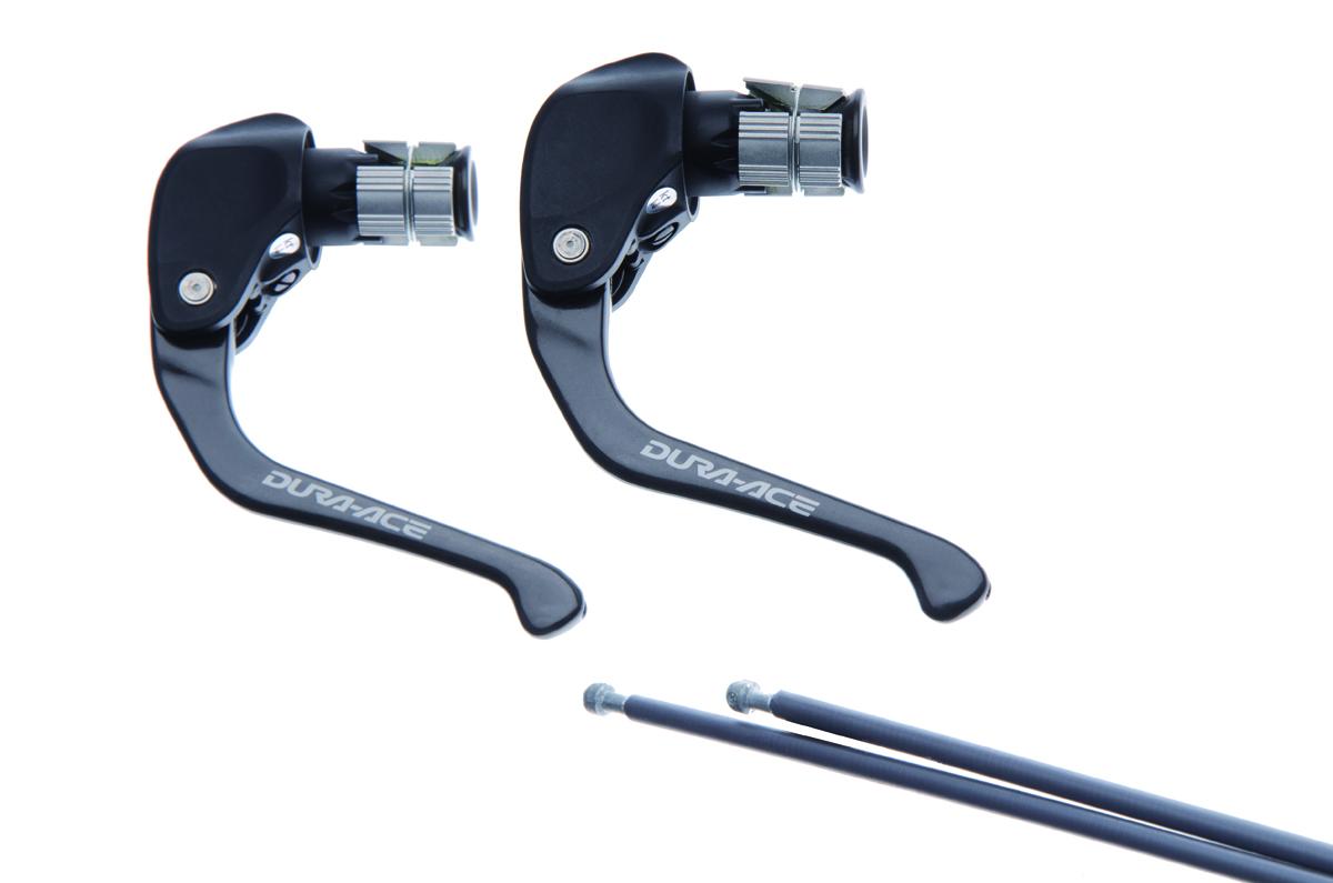 Shimano brzd. páka DURA-ACE BL-TT79 pro sil/canti brzdu pravá nebo levá pro triatlon