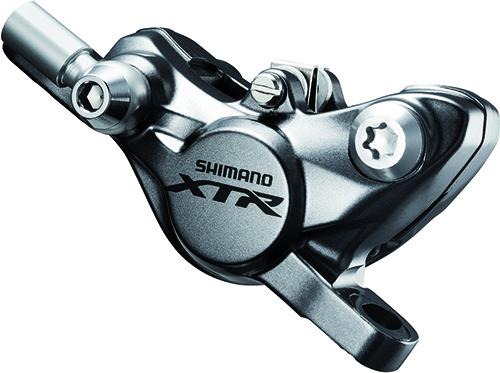 SHIMANO brzda XTR BR-M9000 kotouč př nebo zad hydraul třmen polymer bez adapt