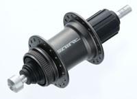 SHIMANO nába FH-M800 zadní SAINT 32děr 8/9kol. šířka 135mm/osa197mm