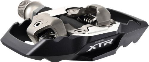Shimano pedály XTR PD-M9020 SPD zarážky SM-SH51 bez odrazek
