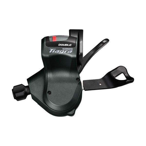SHIMANO řadcí páka SL-4700 Tiagra pro rovná řídítka levá 2 rychl 1800 mm lanko