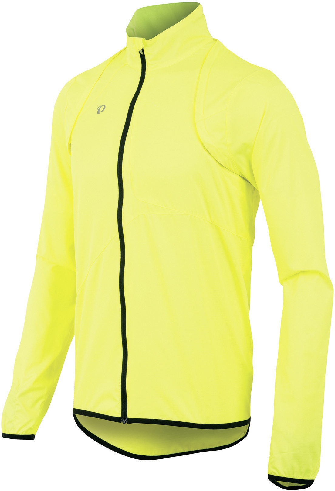 PEARL iZUMi FLY CONVERT bunda, screaming žlutá, XL
