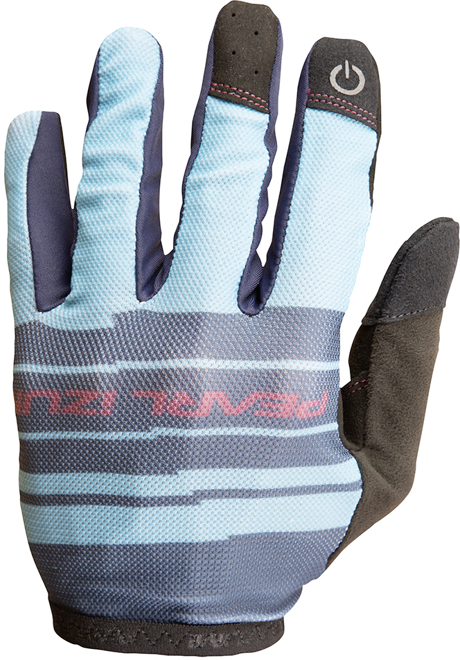 PEARL iZUMi DIVIDE rukavice, modrá MIST, L