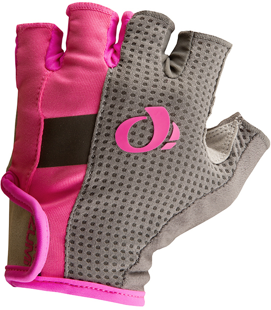 PEARL iZUMi W Elite GEL rukavice, SCREAMING růžová, L