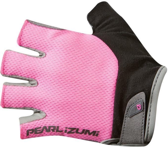 PEARL iZUMi W ATTACK rukavice, SCREAMING růžová, L