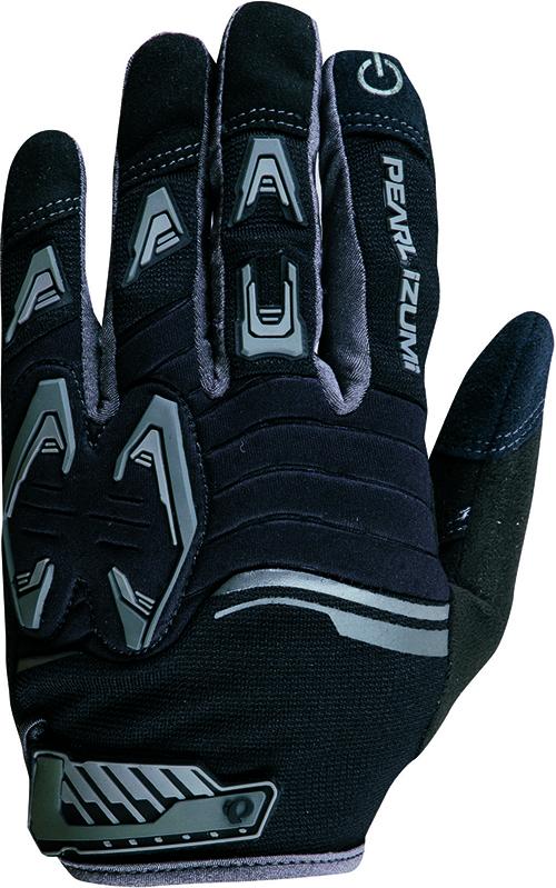 PEARL iZUMi LAUNCH rukavice, černá, L
