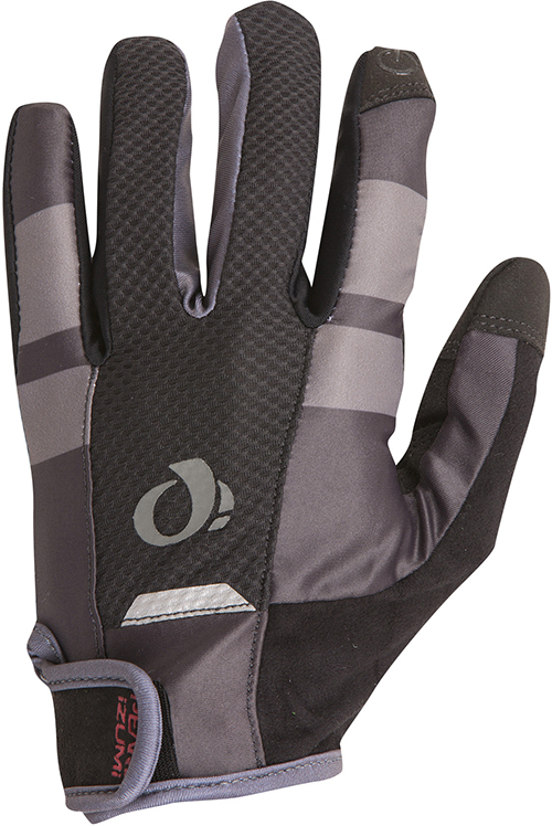PEARL iZUMi PRO GEL VENT FF rukavice, černá, L