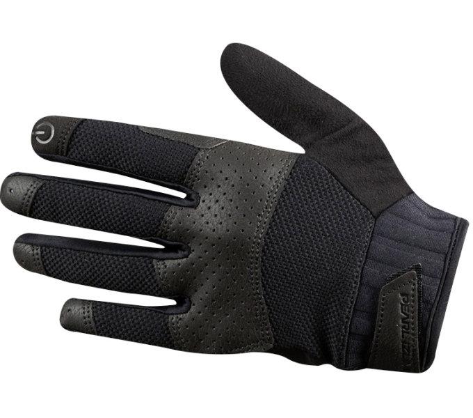 PEARL iZUMi PULASKI rukavice, černá/černá, L