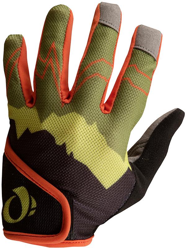 PEARL iZUMi JR MTB rukavice, RIDGELINE černá, L