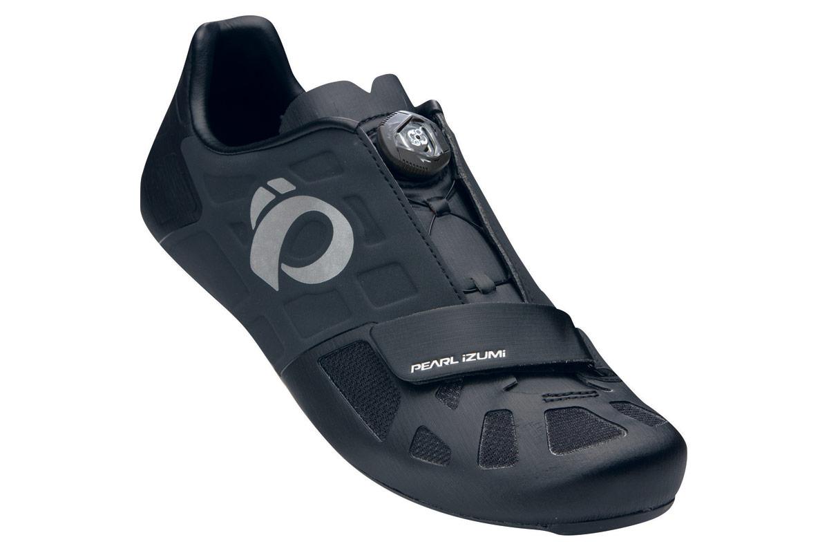 PEARL iZUMi obuv ELITE RD IV, černá/černá, 46