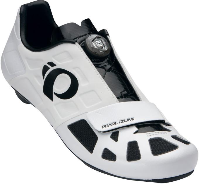 PEARL iZUMi obuv ELITE RD IV, bílá/černá, 46.0