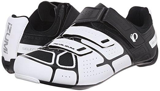 PEARL iZUMi obuv SELECT RD IV, bílá/černá, 45