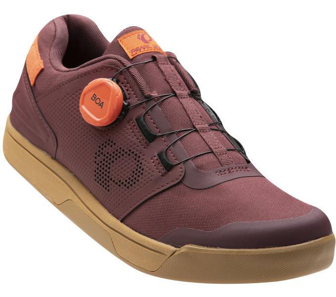 PEARL iZUMi X-ALP LAUNCH obuv, REDWOOD/SUNSET oranžová 42
