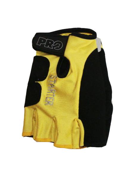 PRO rukavice letní, žlutá, L
