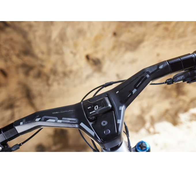 PRO řídítka KORYAK E-PERFORMANCE, 800/20 mm, carbon