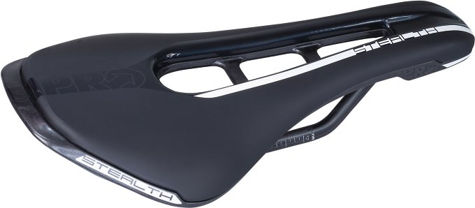 PRO sedlo Stealth Carbon, 142 mm (2019)