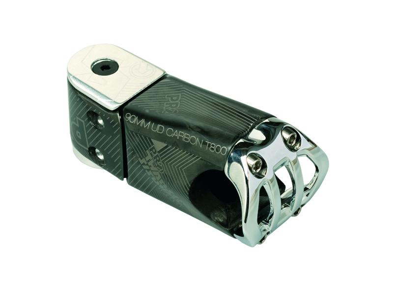 PRO představec THARSIS 80 mm, 31,8mm, +/-6 st., carbon