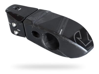 PRO představec MISSILE EVO, 85mm, 31,8mm, -10°, černá/šedá