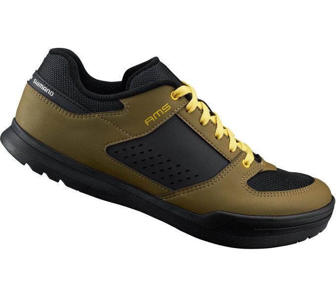 Shimano gravity obuv SH-AM501MO, olivová, 43