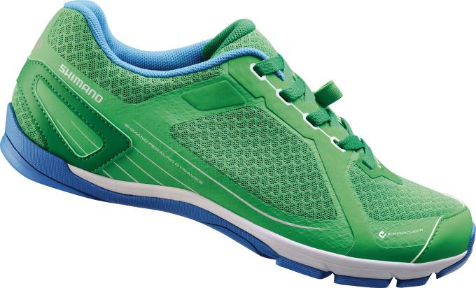 Shimano click'r obuv SH-CT41G, zelené, 38