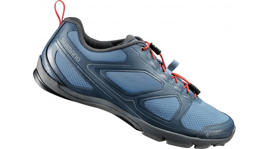 Shimano click'r obuv SH-CT71N, NAVY modrá, 40