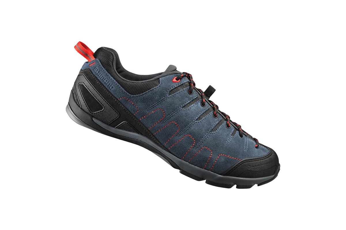 Shimano click'r obuv SH-CT80GO, NAVY modrá, 44