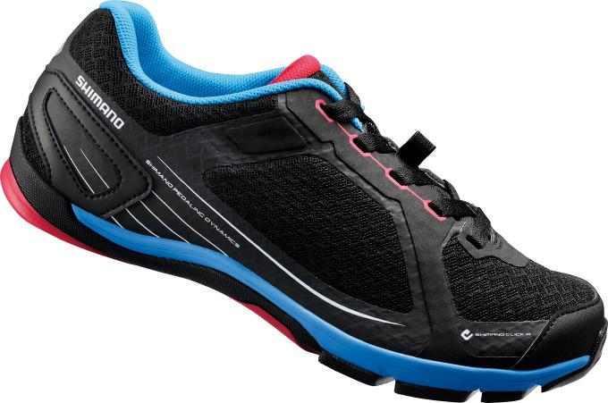Shimano turistická obuv SH-CW41L, černá, 42