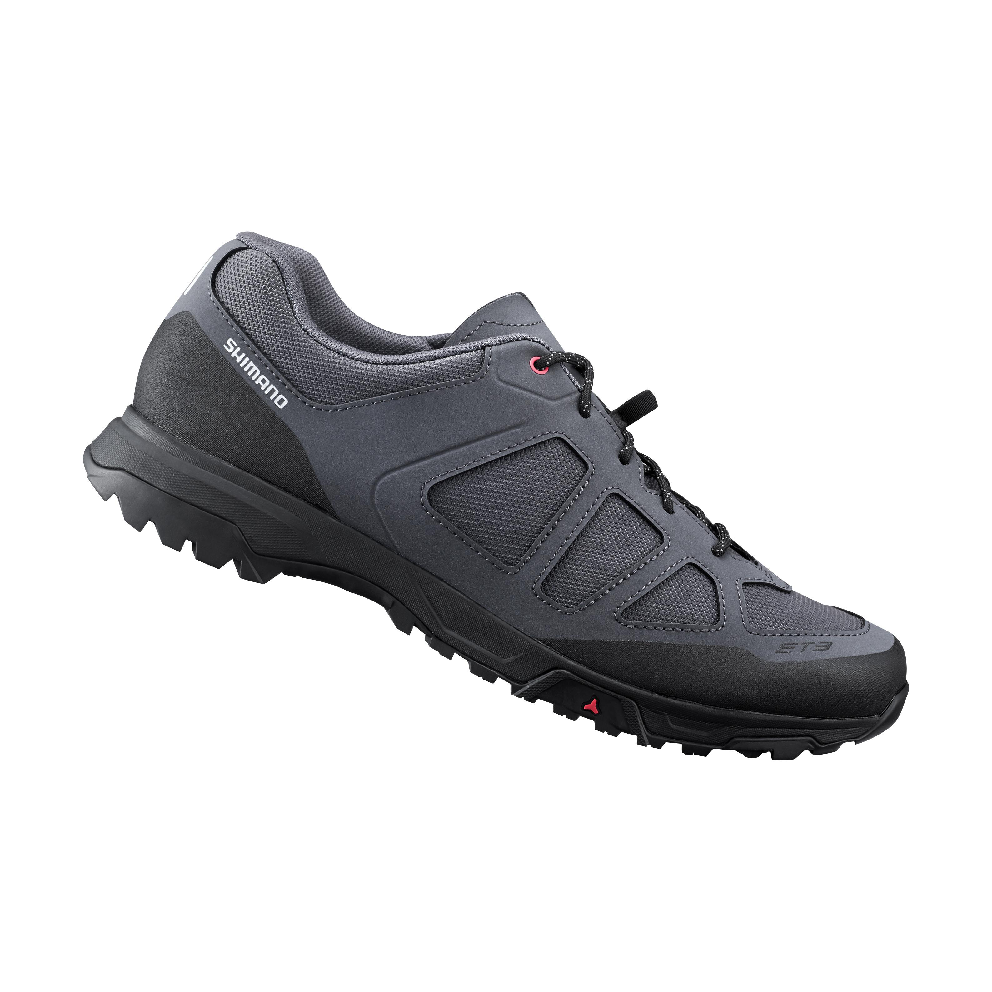 SHIMANO turistická obuv SH-ET300, šedá, 42