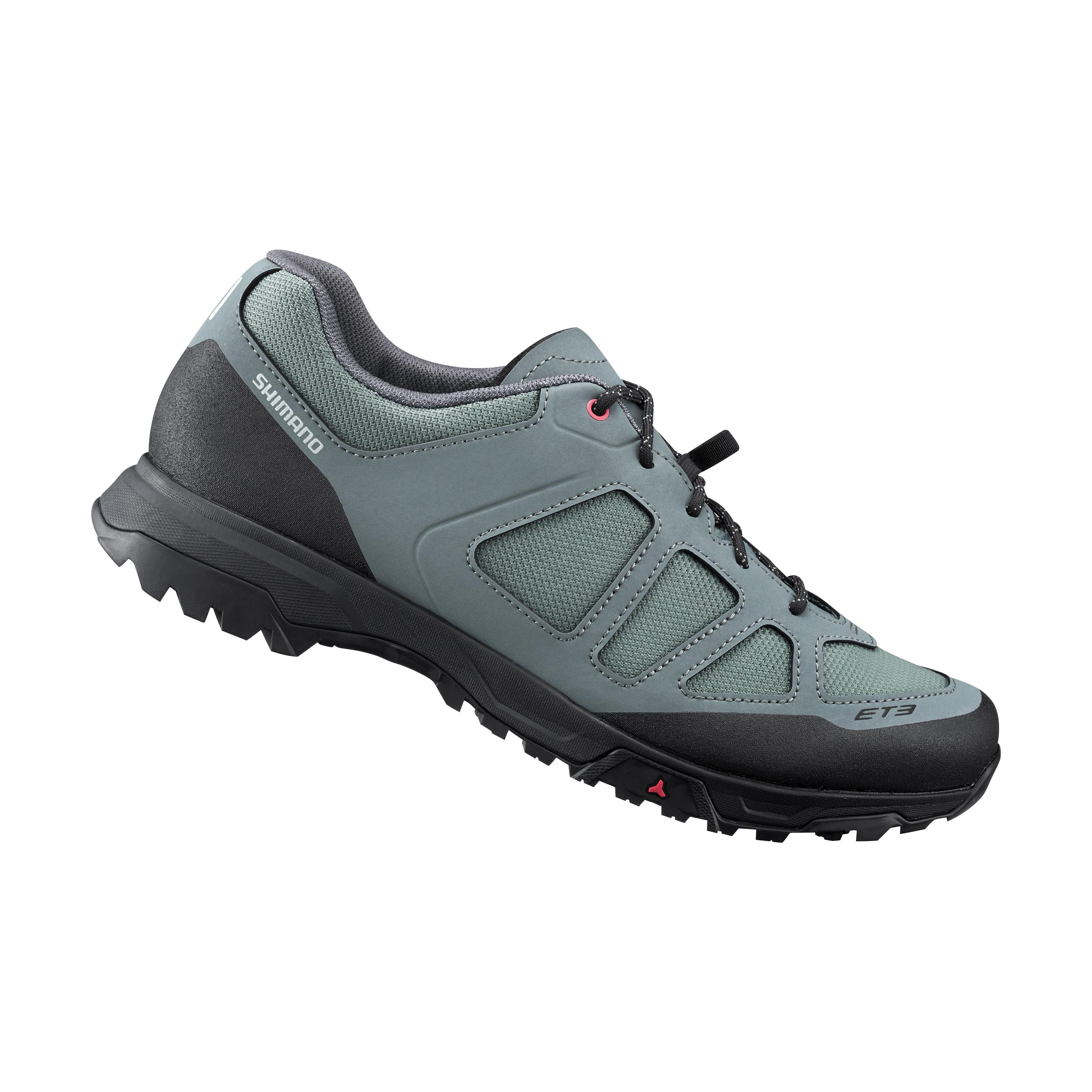 SHIMANO turistická obuv SH-ET300W, dámská, zelená, 36