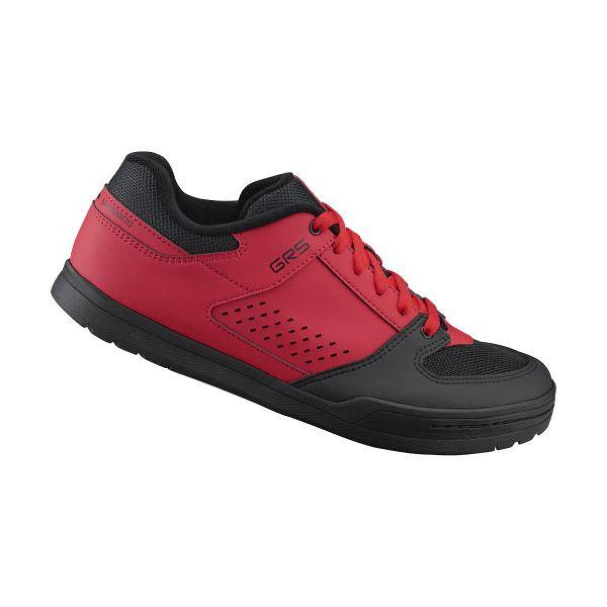 SHIMANO gravity obuv SH-GR500MR43, červená, 43