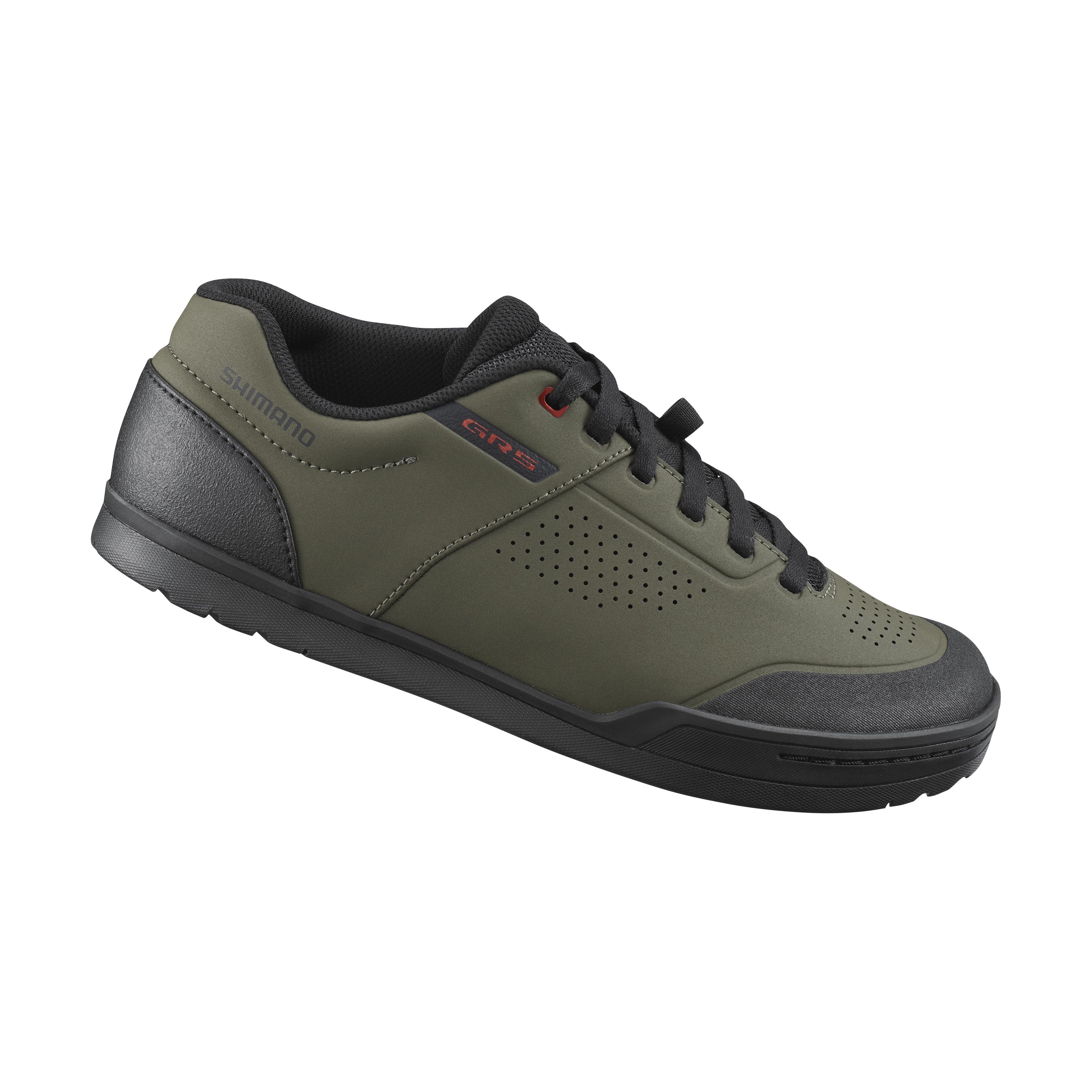 SHIMANO MTB obuv SH-GR501, olivová, 41