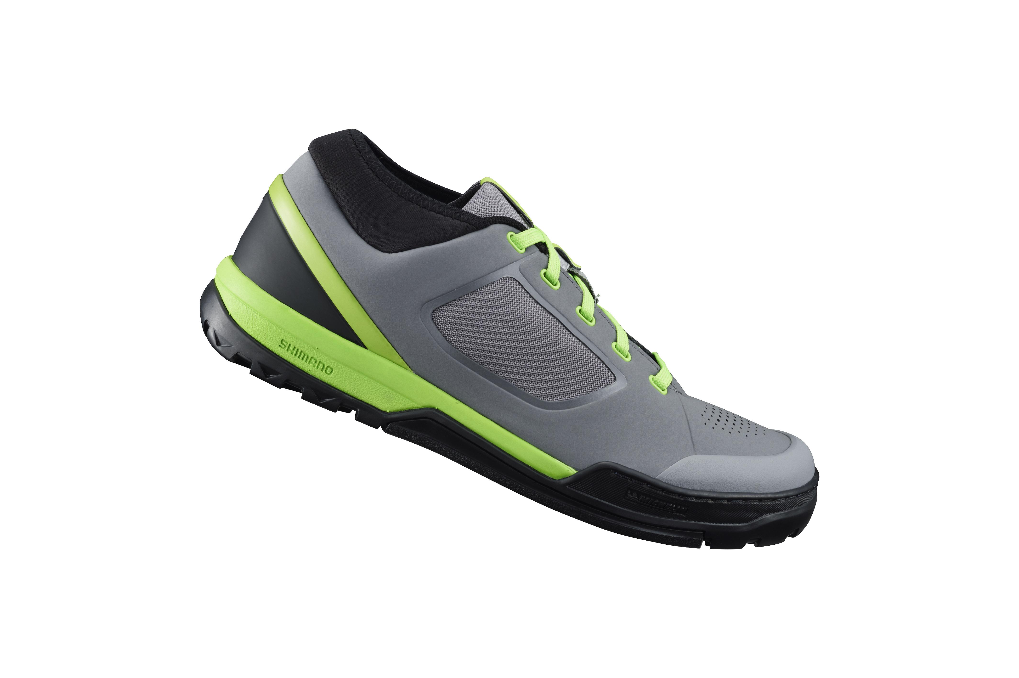 Shimano MTB obuv SH-GR700MR, šedá zelená, 44