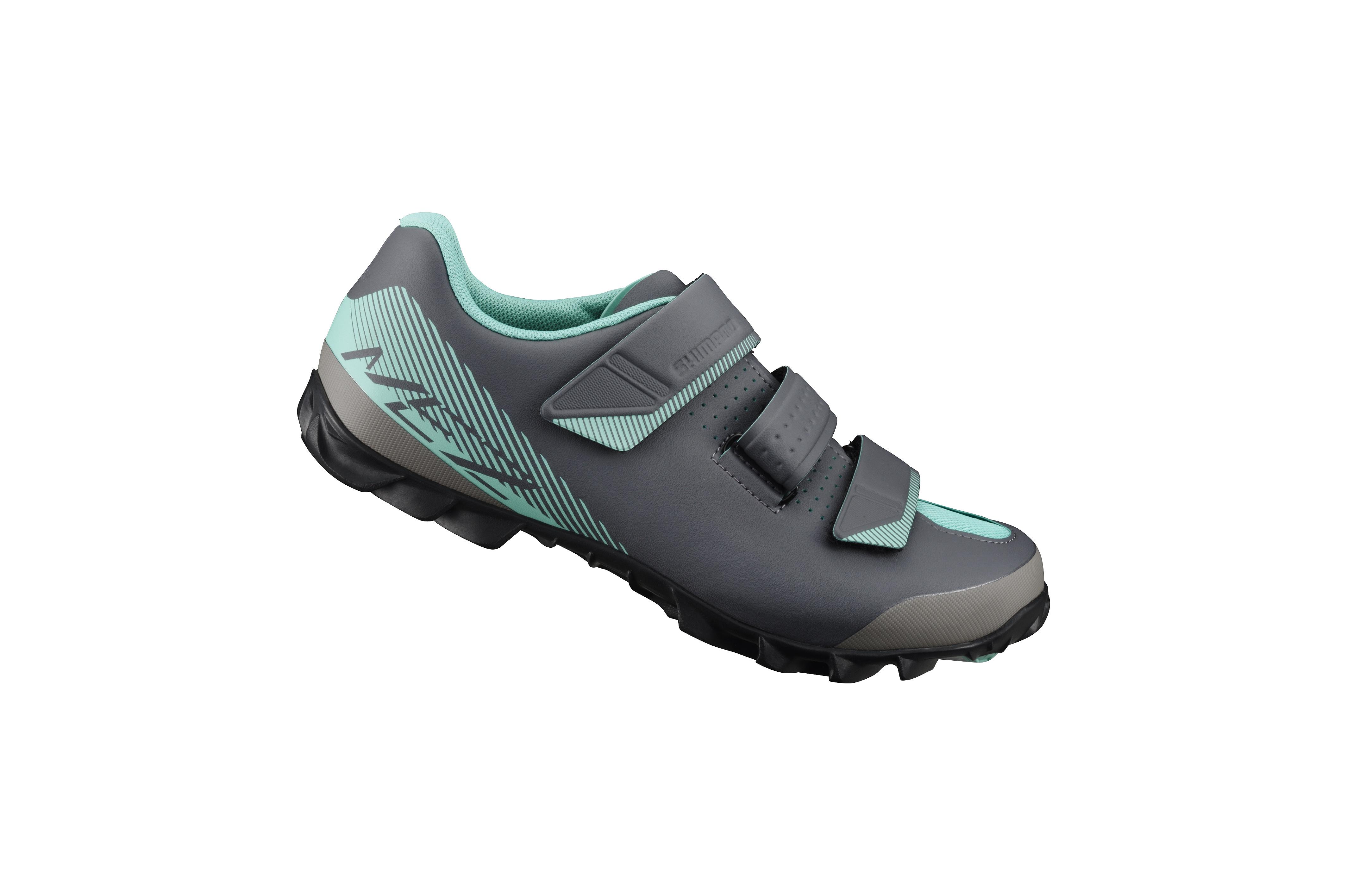 Shimano MTB obuv SH-ME200WL, černá zelená, 36