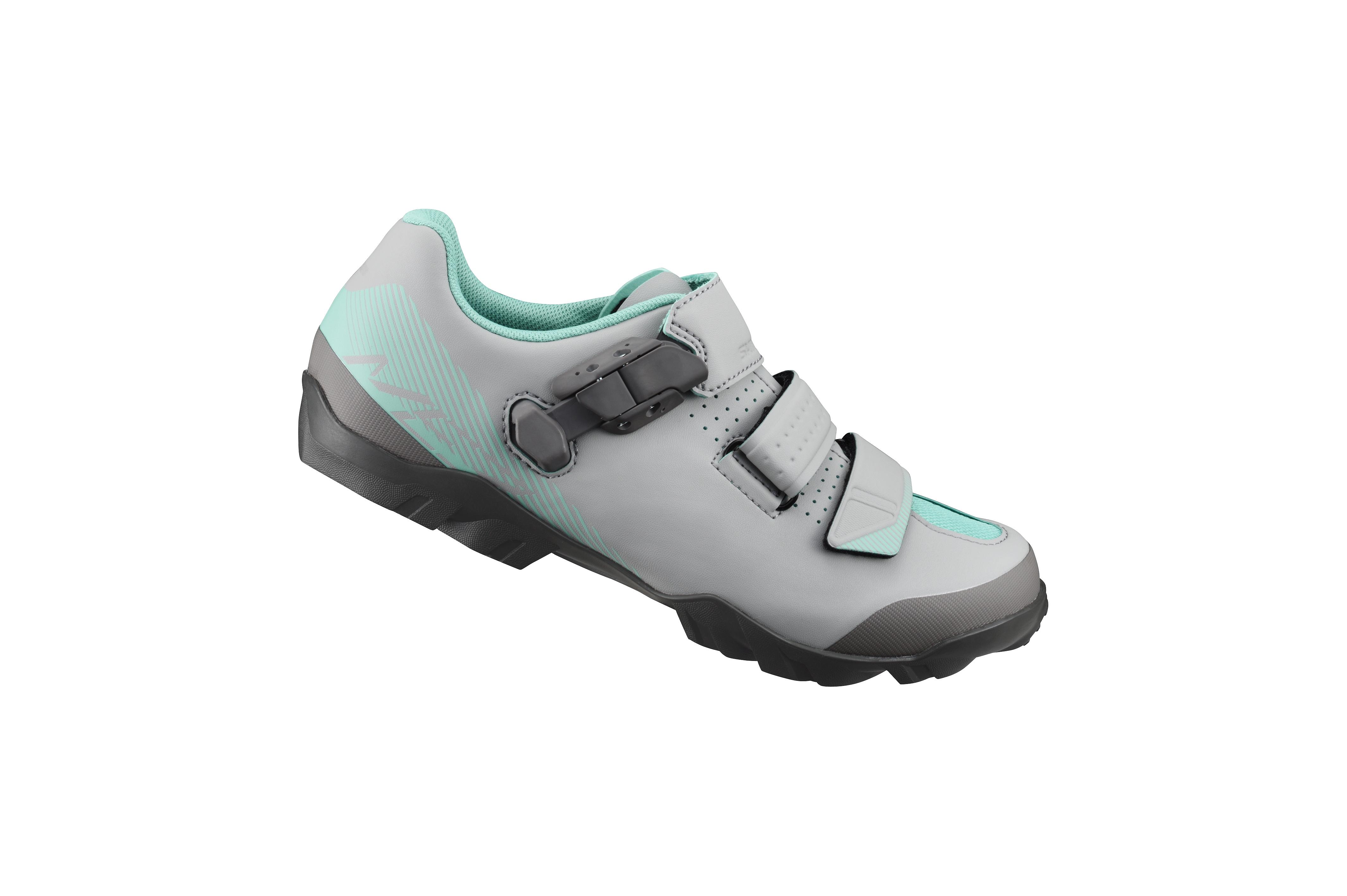 Shimano MTB obuv SH-ME300WG, šedá mátová, 36