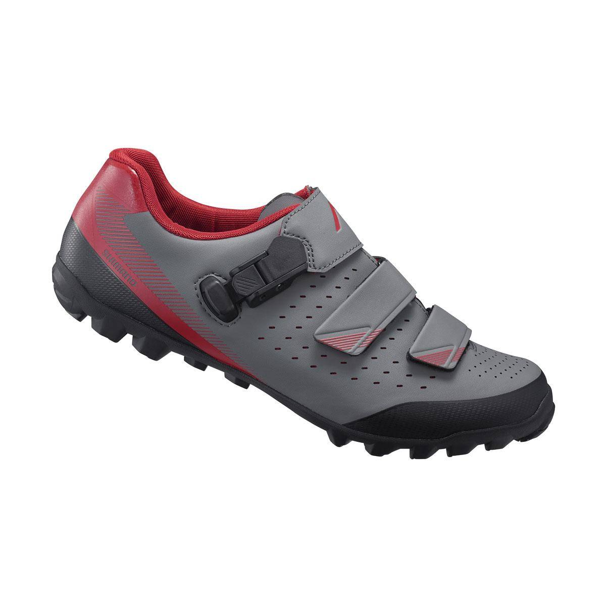 SHIMANO MTB obuv SH-ME301MG43, šedá, 43