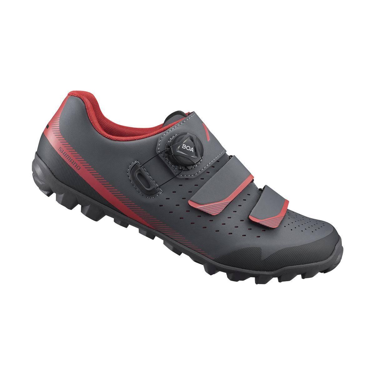 SHIMANO MTB obuv SH-ME400WG40, šedá, 40