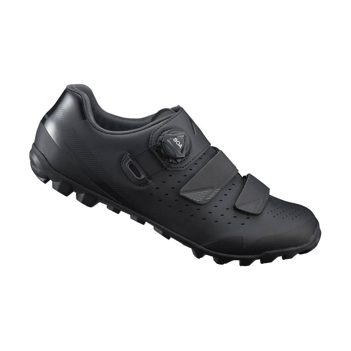 SHIMANO MTB obuv SH-ME400WL40, černá, 40