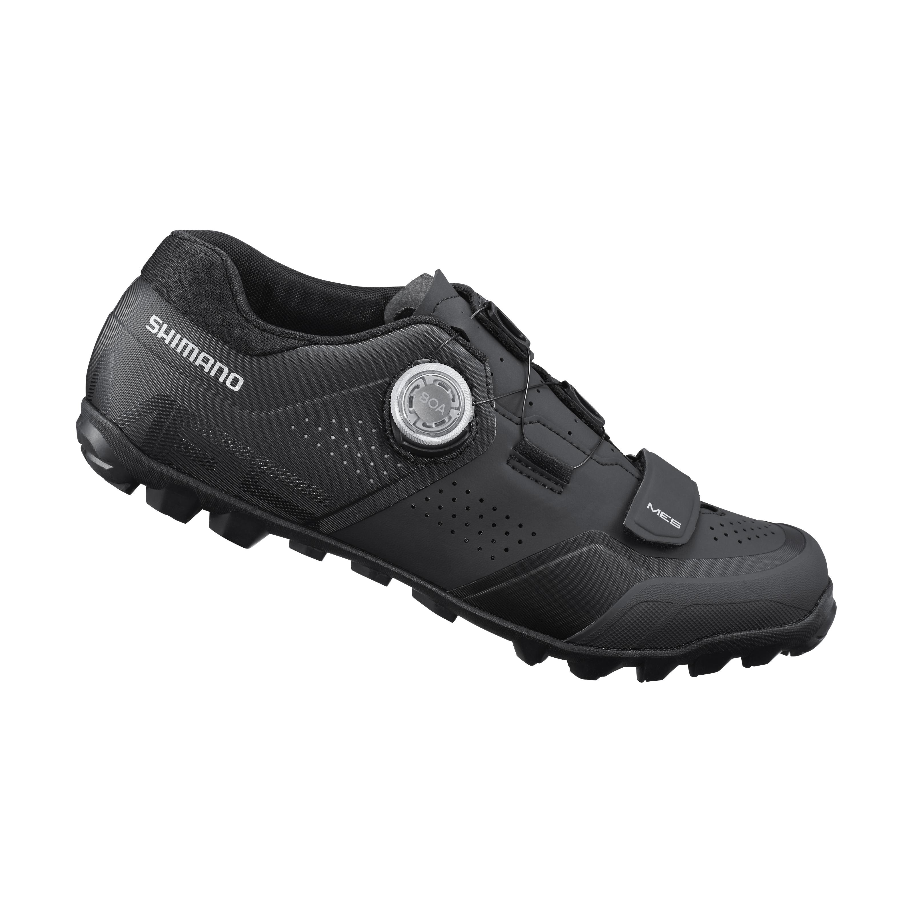 SHIMANO MTB obuv SH-ME502, černá, 40