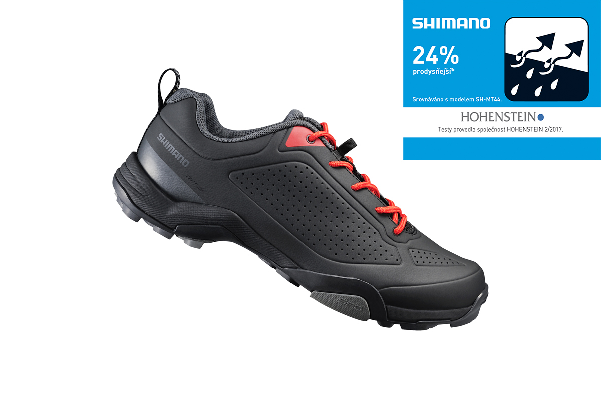Shimano turistické obuv SH-MT300ML, černá, 45